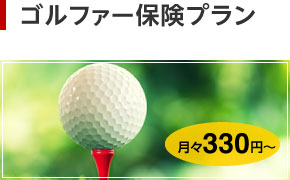 ゴルファー保険プラン
